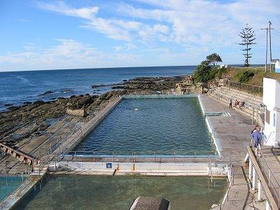 merewether baths newcastle new south wales