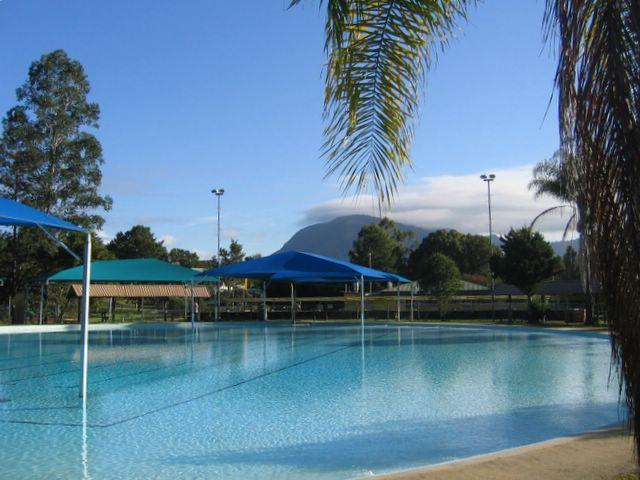 nimbin swimming pool nimbin new south wales
