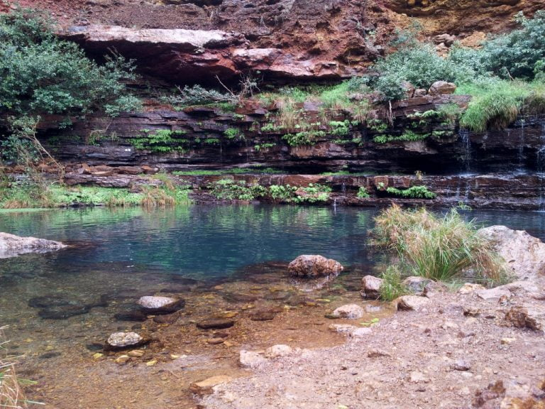 circular pool karijini national park western australia 1 768x576