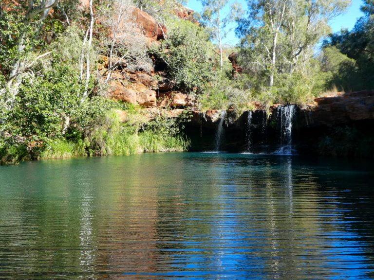 fern pool karijini national park western australia 768x576