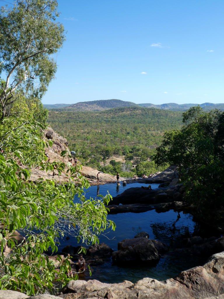 gunlom kakadu national park northern territory