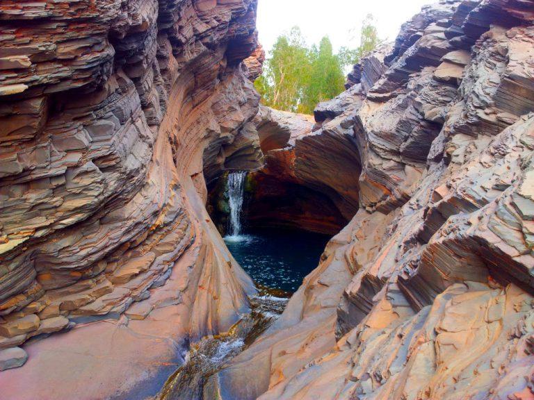 hamersley gorge karijini national park western australia 768x576