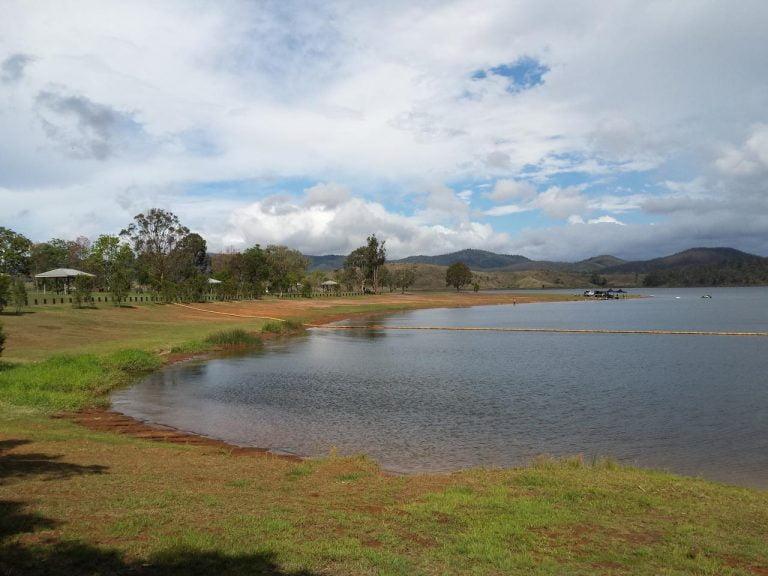 The Spit Somerset Dam QLD 01 768x576