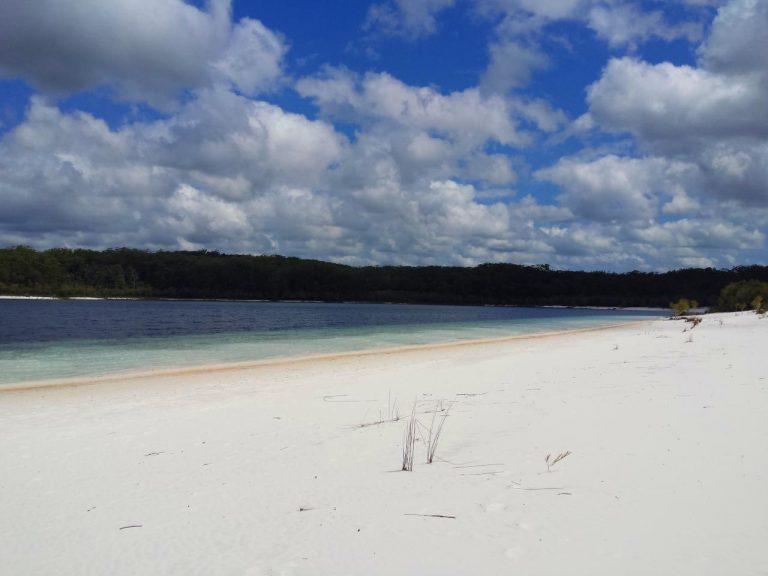 Lake McKenzie Fraser Island QLD 768x576